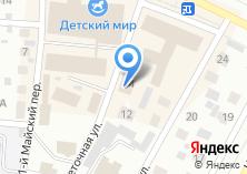 Компания «Центр ГО ЧС г. Братска» на карте