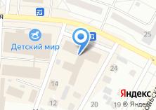 Компания «Братск» на карте