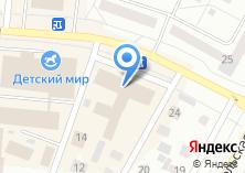 Компания «Оптово-розничная компания байкал центропак» на карте