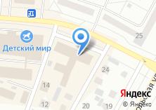 Компания «Povezli.com» на карте