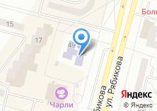 Компания «Гидротек» на карте
