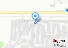 Компания «Центр изготовления мебели на заказ» на карте