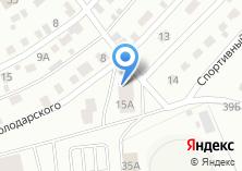Компания «Гостиница в квартирах» на карте