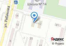 Компания «Центральная городская библиотека г. Братска» на карте