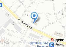 Компания «Брас-Сервис» на карте