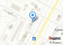 Компания «Всероссийское общество инвалидов Центрального округа г. Братска» на карте