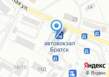 Компания «Магазин сумок» на карте