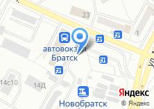 Компания «Социальный» на карте