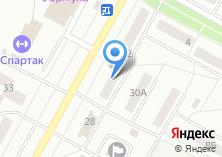 Компания «Лидер Недвижимости» на карте