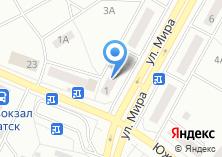Компания «ХОРОШО» на карте