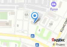 Компания «Охрана МВД РФ по Иркутской области ФГУП» на карте