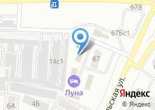 Компания «Ли Вест» на карте