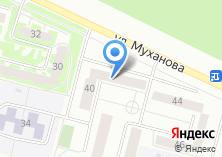 Компания «Адвокатский кабинет Калашниковой Е. В» на карте