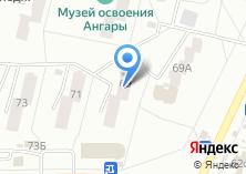 Компания «Витязь-Т» на карте