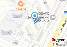 Компания «ТопСтрой» на карте