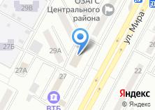 Компания «Байкальский Фонд Сбережений» на карте