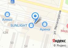 Компания «Быстро-Займ» на карте