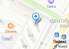 Компания «Адвокатский кабинет Чеботаревой Е.Г» на карте