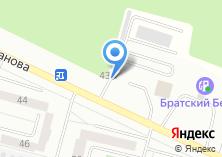 Компания «Автостоянка на Муханова» на карте
