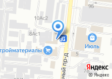 Компания «АвтоАкцент - интернет-магазин» на карте