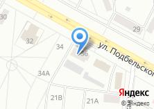 Компания «MK Сompany» на карте