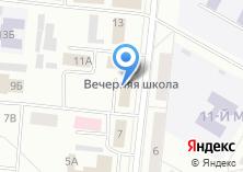 Компания «ИВЕЛМА-Строй» на карте