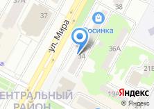 Компания «Сладовар» на карте