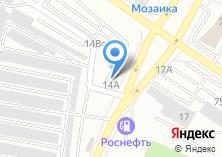 Компания «Спутник-М» на карте