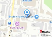 Компания «Портал-авто» на карте