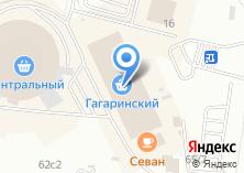 Компания «Салон женской одежды» на карте
