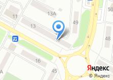 Компания «X-style» на карте