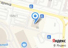 Компания «ГрузЛогистика» на карте