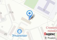 Компания «Оперативно-разыскная часть по г. Братску» на карте