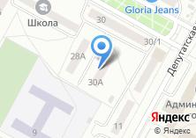 Компания «Продуктовый магазин на Кирова» на карте