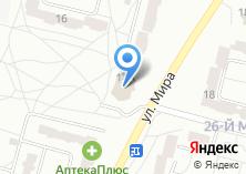 Компания «Комфорт трэвэл» на карте