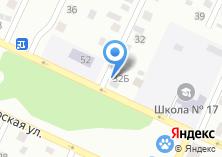 Компания «Загляни» на карте