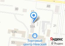 Компания «Мировые судьи Падунского округа г. Братска» на карте