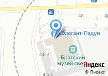 Компания «КрасноярскМебель» на карте
