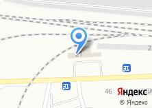 Компания «Сава» на карте