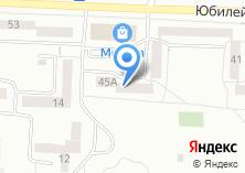 Компания «Аэрофлот» на карте
