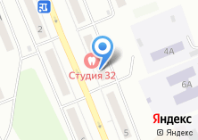 Компания «Студия 32» на карте