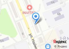 Компания «Сибирь-Сервис» на карте