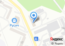 Компания «Элизиум» на карте