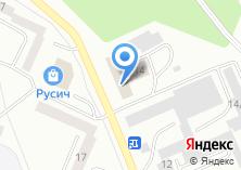 Компания «Caldera магазин сантехники» на карте
