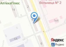 Компания «Колымская» на карте