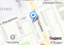 Компания «Братск-ВОЯЖ» на карте