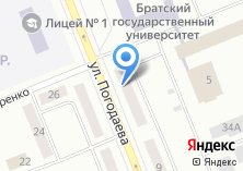 Компания «Володина и Партнеры» на карте