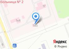 Компания «Братская городская больница №2» на карте