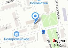 Компания «Поиск» на карте