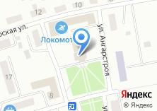 Компания «Транспортный строитель» на карте